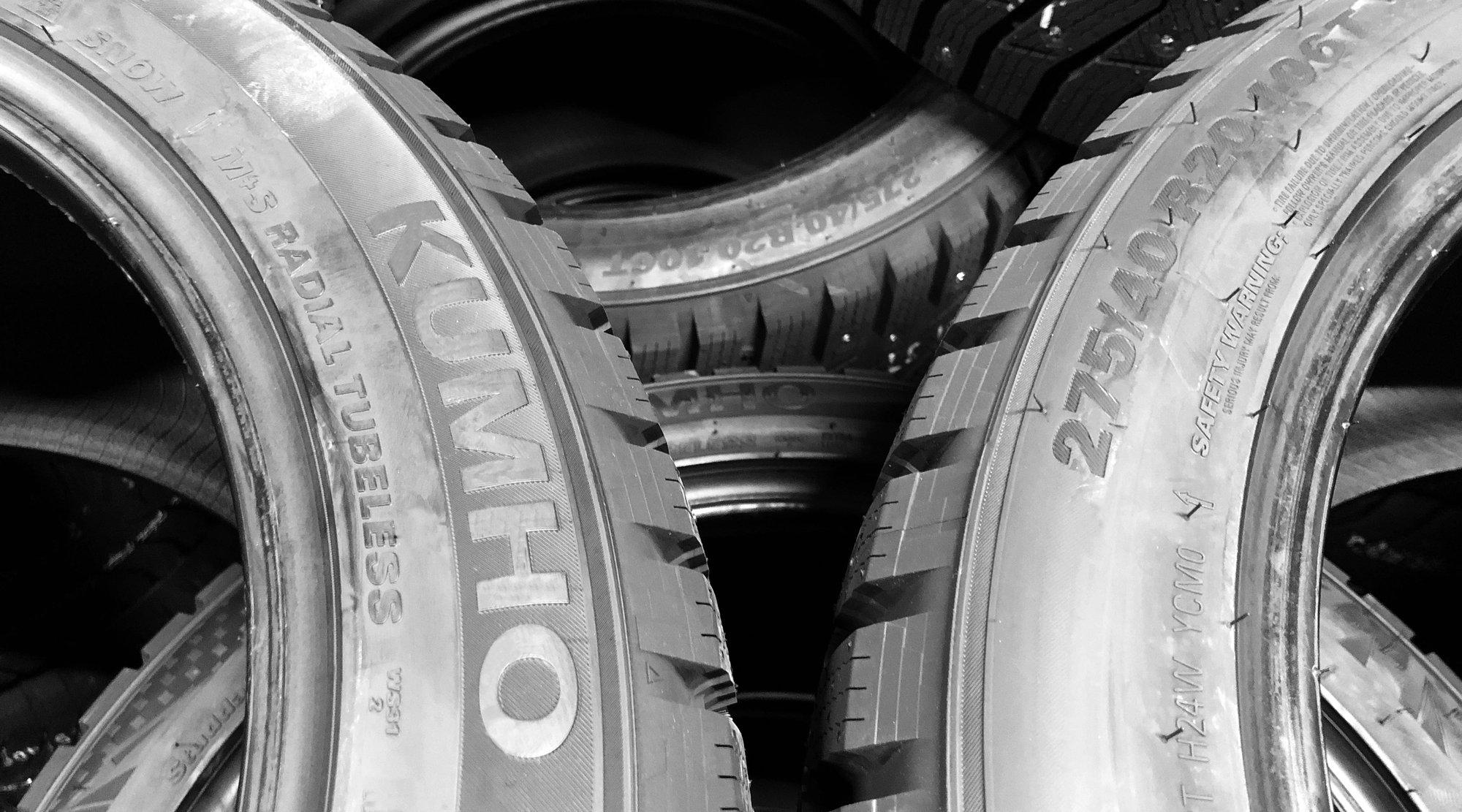 Märkning av däck